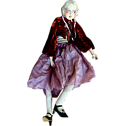 Smoker Boudoir Doll