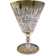 Waterford Crystal Water / wine Goblet Perfect - Red Tag Sale Item