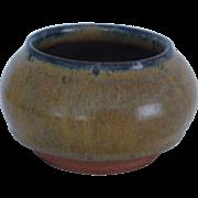 Fine Vintage Japanese Hand Potted Bowl Mark