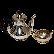 Alphonse LaPaglia Sterling Silver Coffee Set
