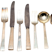 Continental by International Sterling Silver Flatware Set
