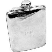 Sterling Silver Flask