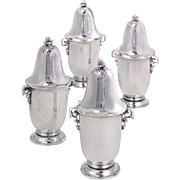 Set of Two Georg Jensen 363 Salt & Pepper Sets