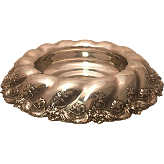 Whiting Silver Centerpiece/Fruit Bowl CA 1905