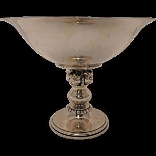 Rare LaPaglia Sterling Silver Centerpiece