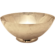 Tiffany & Co Large Silver Punch Bowl / Centerpiece