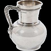 Elkington Sterling Silver Water Pitcher