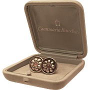 Buccellati Sterling Cufflinks