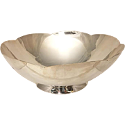 Tiffany & Co. Sterling Bowl / Centerpiece #23843