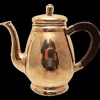 Bremer Werkstätten Silver 825 Tea Pot