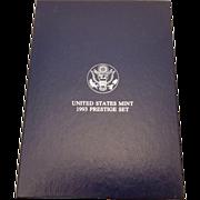 United States Mint 1993 Prestige Set