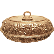 Dominick & Haff Sterling Tureen Repousse