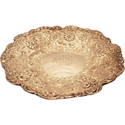 Tiffany & Co Sterling Serving Dish