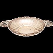 Tiffany & Co. Sterling Pierced Dish