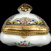 Imperia Limoges Trinket Box