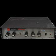 LSI Bogen Challenger Model C-100 Solid State Amplifier