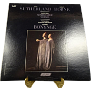 London Records Duets From Semiramide Norma Sutherland & Horne
