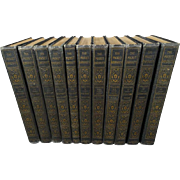The Pocket University 1921 Edition Set Of 11