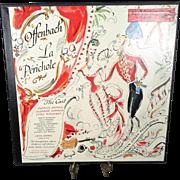 Offenbach La Perichole Vinyl Record by The Metropolitan Opera Orchestra