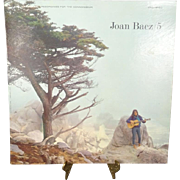 Joan Baez/5 Vinyl Record