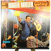 The Return of Roger Miller Featuring King of the Road and Do-Wacka-Do Record