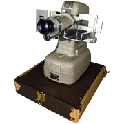 Vintage TDC Vivid Projector Professional 500 Mounted On Baja Model RP-106