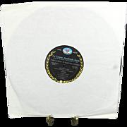The Longines Symphonette Society Vinyl Record