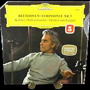 Beethoven Symphonie NR. 5 Berliner Philharmoniker Vinyl Record