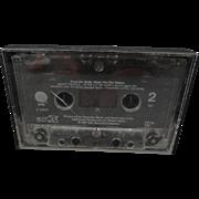 Depeche Mode Music For The Masses Cassette 1987