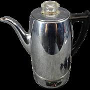 "Vintage Universal ""Coffeematic"" Perculator"