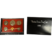 United States Proof Set 1980