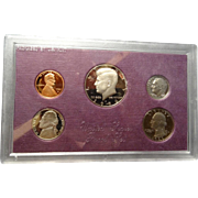 United States Proof Set 1986