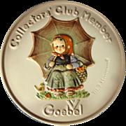 Hummel Goebel 1978 Collectors Club #690 Edition No. 2
