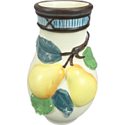 "Mikasa Garden Harvest KT429 Vase 5"""