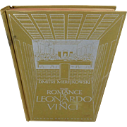 The Romance Of Leondardo Da Vinci by Dmitri Merejkowski