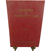 Business and Protective Law by Lineman