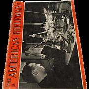 American Rifleman Magazine March 1938