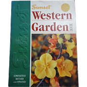 Sunset Western Garden Book 6th edition