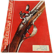 American Rifleman Magazine April 1960