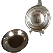 2 x Reed & Barton Silver Plated Candy Dishes.