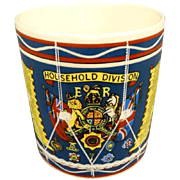 Royal Cauldon Bristol Pottery Elseham Jam Pot.