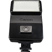 Vintage Canon Speedlite 177A Flash Diffuser With case.
