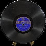"Henry Busse 78 RPM Decca Records ""Hot Lips/The Wang Wang Blues"""