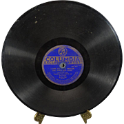 "Tommy Dorsey 78 RPM Victor Records"" Love Lies/The Call Of The Canyon"""