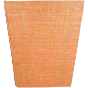 Vintage 1949 Webster's Geographical Dictionary by G.& C. Merriam Co..