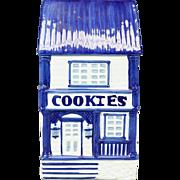 CKAO Cookie Shop Cookie Jar