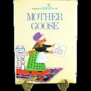 Pop-Up Mother Goose My Favorite Nursery Rhymes - 1966