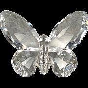Swarovski Crystal Butterfly Satin  #952727