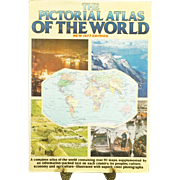 The Pictorial Atlas of the World - A Philip/Salamander Book
