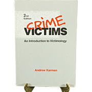 Crime Victims 2nd Edition
